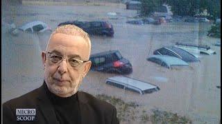EDITO-BENCHENOUF : Algérie : Entre pénurie d'eau et inondations. Le 25/10/2021