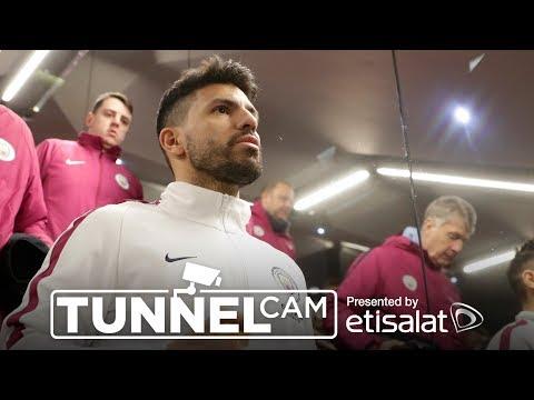Video: TUNNEL CAM | City 3-1 Newcastle | Aguero's Perfect Hatrick