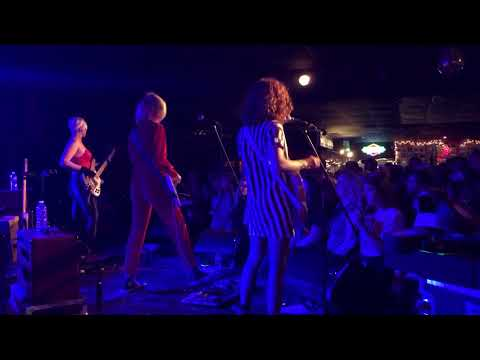 The Regrettes Live at Bottleneck Lawrence KS 12/16/17 pt 3