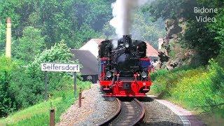 Eisenbahn-Fest der Weißeritztalbahn - Steam Trains - Dampflok