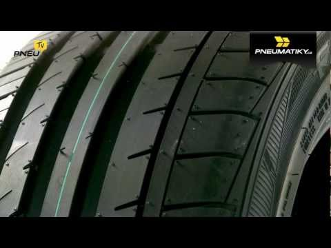 Youtube Falken FK-453 285/25 ZR20 93 Y XL MFS Letní