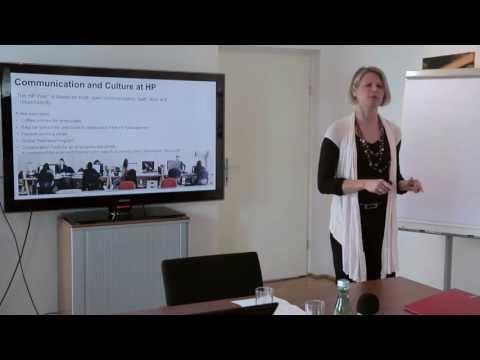 Birgit Gobi (HP): Knowledge Management Essentials Training Course 2013