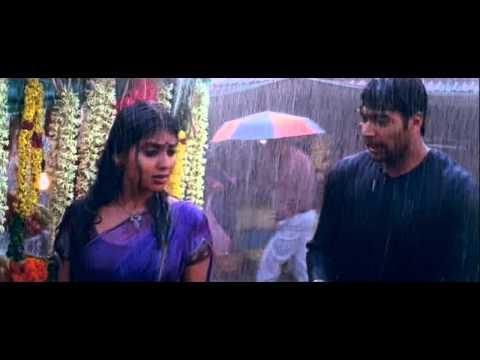 Shriya wet in saree in Mazhai