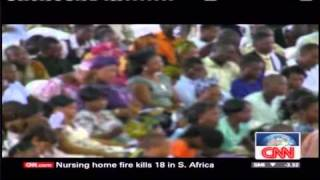 CNN Inside Africa Sub Saharan African World's Most Religious