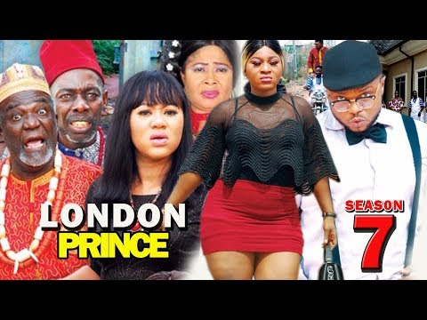 London Prince Season 7 - (new Movie) 2019 Latest Nigerian Nollywood Movie Full Hd
