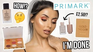 Video TESTING NEW PRIMARK MAKEUP! FULL FACE OF FIRST IMPRESSIONS MP3, 3GP, MP4, WEBM, AVI, FLV Oktober 2018