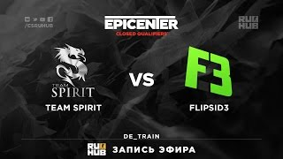 Flipsid3 vs Spirit, game 1