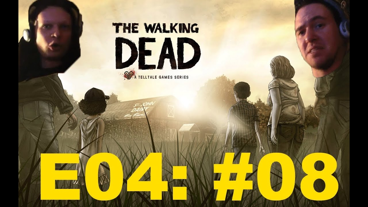 Spiele-Ma-Mo: The Walking Dead – Episode 4 (Part 8, 9, 10 und 11)