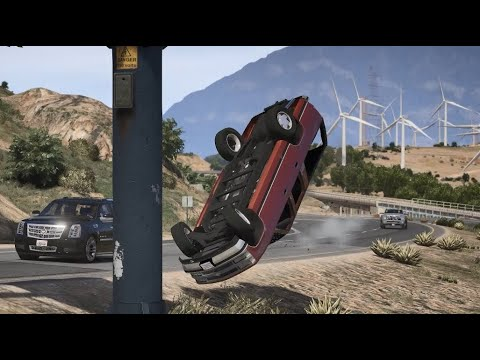 [GTA V Reckless compilation #40] NEED FOR SPEED FAIL