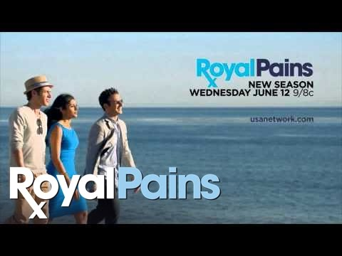 Royal Pains Season 5 (Clip)