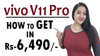 Download Video Vivo V11 PRO - Features & HOW TO GET at Rs -6,490 MP3 3GP MP4