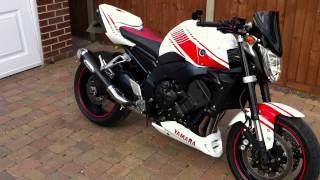 10. My Yamaha FZ1 Abarth