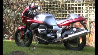 9. Lunchtime 1 minute listening to a Moto Guzzi V11 Le Mans.wmv