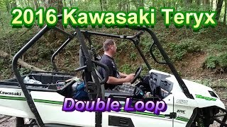 2. 2016 Kawasaki Teryx Hill Climb - Double Loop