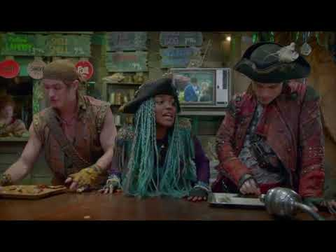 Descendants 2 - We Should Not Be Getting Her Leftovers - Part 7 HD