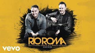 Lista Oficial Spotify: http://smarturl.it/rrplaylistspo Consigue Eres La Persona Correcta En El Momento Equivocado (Deluxe Edition) en: http://RioRoma.lnk.to/PersonaDLX  VEVO: http://smarturl.it/rioromavevoSitio Oficial: http://rioroma.mxFacebook: http://facebook.com/rioromamxTwitter: http://twitter.com/rioromamxInstagram: http://instagram.com/rioromamxMás de Río RomaMe Cambiaste La Vida: http://smarturl.it/rrmecambiastevidPor Eso Te Amo: http://smarturl.it/rrporesovidHoy Es Un Buen Día: http://smarturl.it/rrhoyesunvidPRINCESAEres lo primero que yo pienso cuando alguien me dice pide un deseoEres tú quien causa que sonría como tonto cuando dices te quieroQué bueno que los pensamientos no se venTe sudarían hasta las manos si vieras qué te quiero hacer Y ya sé que estás aburrida de promesas incumplidas,de palabras y contratos de amores para un rato.Tengamos algo sin mentiras, poquito a poco, no hay prisa.Soy fan de tu belleza,cuidarte es mi promesa. Quiero que tú seas mi princesa,que sean mis labios sólo los que te besan.Tocar tu suave piel cuando la noche empiezahasta volverte mía, princesa.Habrá luna de miel cada vez que te vea,hacerte muy feliz es lo que me interesa,estar dentro de ti y detu cabeza,pues quiero que seas mi princesa,baby, quiero que seas mi princesa. Mueves tu cintura y yo empiezo a imaginarte haciendo locuras,veo tu boquita y ya quiero enseñarle a hacer travesuras.Tú sigue bailando mientras sigo imaginando lo que hoy te voy a hacerllegando a casa, cuando nadie vea nadaTe explicarán mis manos que me encantas. Y ya sé que estás aburrida de promesas incumplidas,de palabras y contratos de amores para un ratoTengamos algo sin mentiras, poquito a poco, nohay prisaSoy fan de tu belleza,cuidarte es mi promesa.  Quiero que tú seas mi princesa,que sean mis labios sólo los que te besan.Tocar tu suave piel cuando la noche empiezahasta volverte mía, princesa.Habrá luna de miel cada vez que te vea,hacerte muy feliz es lo que me interesa,estar dentro de ti y de tu 