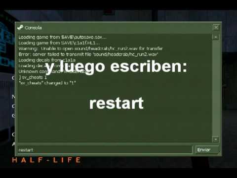 Hack Para Half Life