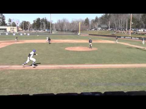 Video Highlights: Monks vs. Rivier University (4/3/16)