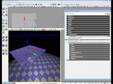 preview-Unreal Development Kit Cloth Basics Tutorial Series Part 3 - UDK Tutorial (raven67854)