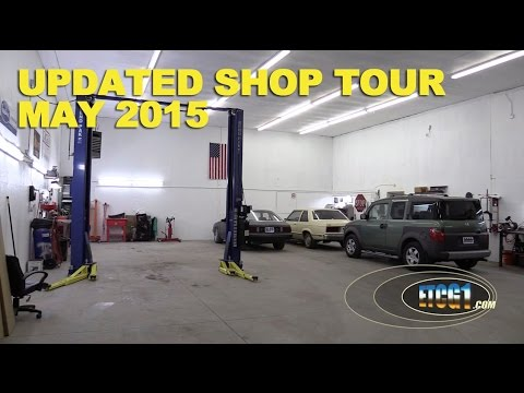 Updated Shop Tour May 2015 -ETCG1 (видео)