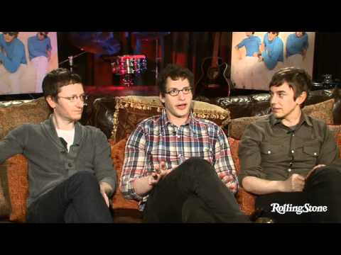 Lonely Island 'SNL' comedy crew talk new album
