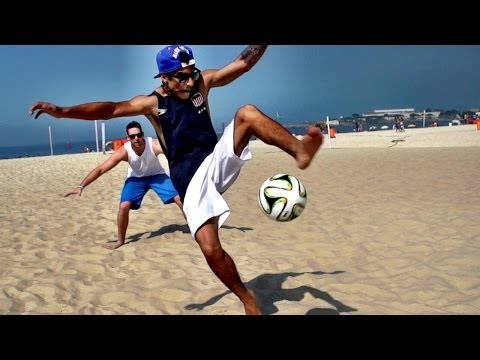 World Cup Edition | Dude Perfect