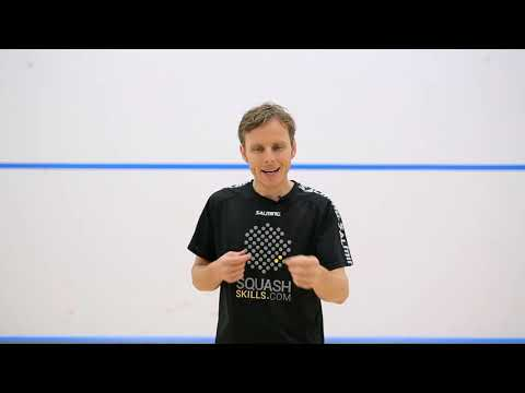 Squash tips: Mental tricks to close out matches with Peter Nicol - Dealing with a bad decision