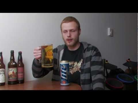 Miller Lite | Cheer to Beers | Beer Review #31