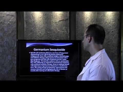 Cancer germanium ge132