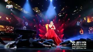 Brighitta Balogh - Hurt (Christina Aguilera) - Vocea Romaniei 2014 - LIVE 2 - Editia 12