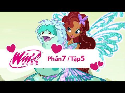 Winx Club - Winx Công chúa phép thuật - Phần 7 Tập 5 [trọn bộ] - Thời lượng: 22 phút.
