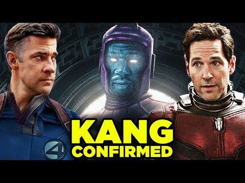 Marvel Next Thanos = KANG! Fantastic Four in Ant-Man 3?