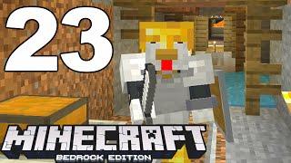 """Minecraft Bedrock : """"Abandoned Mineshaft"""" ~ 23"""