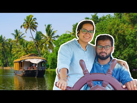 Video Alleppey House Boat, Must To do in Kerala | Tripjodi 's couple travel download in MP3, 3GP, MP4, WEBM, AVI, FLV January 2017