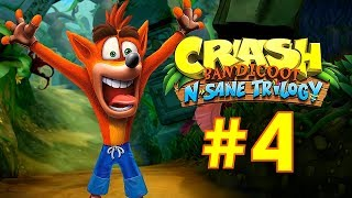 ►Gameplay #5http://bit.ly/2tlNf6yCrash Bandicoot N. Sane Trilogy (2017)►Game InfoYour favorite marsupial, Crash Bandicoot®, is back! He's enhanced, entranced & ready-to-dance with the N. Sane Trilogy game collection. Now you can experience Crash Bandicoot like never-before in Fur-K. Spin, jump, wump and repeat as you take on the epic challenges and adventures through the three games that started it all, Crash Bandicoot®, Crash Bandicoot® 2: Cortex Strikes Back and Crash Bandicoot®: Warped. Relive all your favorite Crash moments in their fully-remastered HD graphical glory and get ready to put some UMPH in your WUMP!►Crash Bandicoot N. Sane TrilogyPlayStation Store: http://bit.ly/2pQDdbMOfficial Site: http://bit.ly/2gdLzYD►Support Pharmit24 by Donating PayPal: http://bit.ly/1LdfDx2►Pharmit24's Other GalaxiesFacebook: http://facebook.com/Pharmit24Google+: https://plus.google.com/+IIPharmit24IITwitter: http://twitter.com/Pharmit24Instagram: http://instagram.com/Pharmit242nd Channel: http://youtube.com/iiPharmitii►Intro Made byhttp://fiverr.com/gundude500►Intro MusicAero Chord - Surface~Pharmit24~