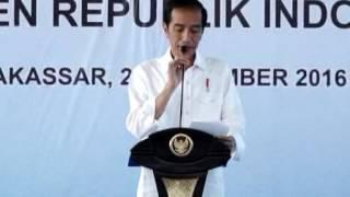 Video Lucu, Nelayan Makassar sebut nama2 ikan di depan Presiden Jokowi MP3, 3GP, MP4, WEBM, AVI, FLV Desember 2018
