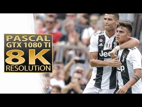 FIFA 19 8K  | Fifa19 8K Resolution (GTX 1080 Ti)