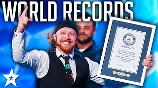 Video GUINNESS WORLD RECORDS on Britain's Got Talent 2017 | Got Talent Global MP3, 3GP, MP4, WEBM, AVI, FLV Desember 2018