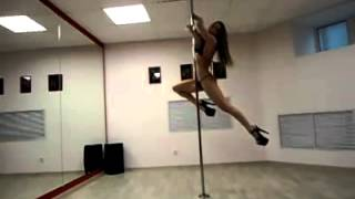 Awesome Pole Dance