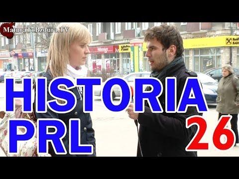 Matura To Bzdura - HISTORIA PRL odc. 26
