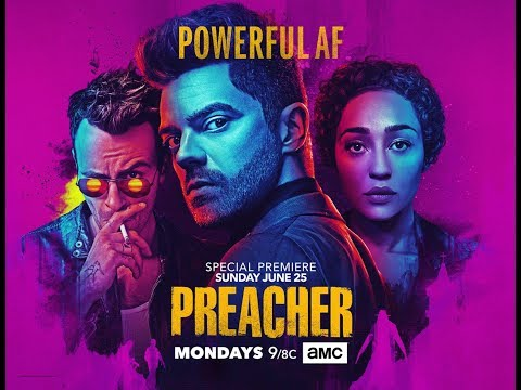 Behind the Scenes - PREACHER characters Season 2