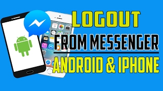 "How to logout of facebook messenger on Android and iPhone/iPad quick and easy.You might have noticed that there isn't any option to logout from Facebook messenger. It can be really annoying sometimes when you cant seem to figure out a way to logout from messenger. As you dont want to appear online and when you get out of options to appear offline, you end up deleting the facebook messenger app.Facebook messenger uses a lot of RAM, there is some serious problem with the facebook messenger app. many people have reported that it juices their phone battery really quickly. Another issue with facebook messenger app is that it does not have logout or signout option. There isn't any easy way or normal way to signout of your facebook account on facebook messenger. There are times when you don't want people to see you online and you don't want them to bother you, so you want to logout from your facebook app as well as messenger, there is a option to signout from the Facebook app, but when it comes to Facebook messenger, there isn't any option.You might have noticed even if you disable the option to appear active or online on facebook messenger, there is always a doubt and you are always wondering, if you're appearing online to your facebook friends.well, if that is the case, relax. this video will help you to logout of facebook messenger on android and iphone/ipad.LIKESHARESUBSCRIBE.SUGGESTED VIDEOS.How To Transfer Charge From Phone To Phonehttps://www.youtube.com/watch?v=3k18UEKyA18-Run Windows on Android (No ROOT)https://www.youtube.com/watch?v=xDqewaTPetU-How To Use a Smartphone as Mouse or Keyboardhttps://www.youtube.com/watch?v=erkX_k9F_d4-Control Your Android Phone From PC ( No Root Required ) https://www.youtube.com/watch?v=XBljXJZGnUU-How To Update Android KitKat to Lollipop 5https://www.youtube.com/watch?v=S-1VHQjJMhk-Transfer Files From USB Flash To Any Smartphone Without PChttps://www.youtube.com/watch?v=i7R55rwnE2I-Mirror Your Android Screen to a PC or Mac Without WiFi or Internethttps://www.youtube.com/watch?v=qRKsxpbDZkk-How To Add Pattern Lock On Windows Computerhttps://www.youtube.com/watch?v=L2hqW87gw5E-How to Recover Deleted Files from Android Phones/Tabs Without PChttps://www.youtube.com/watch?v=fjx_67t_q2I-Watch YouTube Videos Without Internethttps://www.youtube.com/watch?v=aJtRtFno9Wg-2 Ways To Recover Files From Android After Factory Reset or Hard Resethttps://www.youtube.com/watch?v=iPCoyRpMrqw-How To Use 3G/4G USB Modem With Android Tablet or Phonehttps://www.youtube.com/watch?v=GjExavbCano-How To Run iOS On Windowshttps://www.youtube.com/watch?v=9z8HkeKZSx8-How To Use Google Translate Without Internethttps://www.youtube.com/watch?v=MFgmwCO_3RY-How to find your phone EVEN when its on SILENT MODEhttps://www.youtube.com/watch?v=tzSU1XJZTPs-Find and delete duplicate files from androidhttps://www.youtube.com/watch?v=BRpm42meyVA--------------------------------------------------------------------------------------------------------------------------------------------------------------------------------------------------------------------------FOLLOW ME ON SOCIAL MEDIA.-Follow me on Twitterhttps://twitter.com/TechZaadaFollow me on Facebookhttps://www.facebook.com/techzaadaFollow me on Google Plus https://plus.google.com/u/0/+abdulrahmanturkmanCena/-pin me on Pinteresthttps://www.pinterest.com/abdulrahmancena/-~-~~-~~~-~~-~-Please watch: ""How to Unlock Android Pattern or Pin Lock without losing data  Without USB Debugging"" https://www.youtube.com/watch?v=mbMBqBLPGLQ-~-~~-~~~-~~-~-"