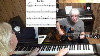 Download Lagu Glow Worm - Jazz guitar & piano cover ( Paul Linck ) Mp3
