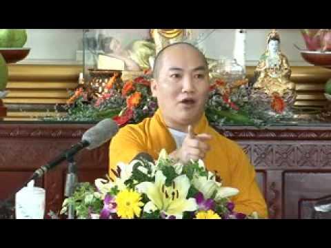Dao Phat Hien Thuc 1/2 - DD Thich Phuoc Tien