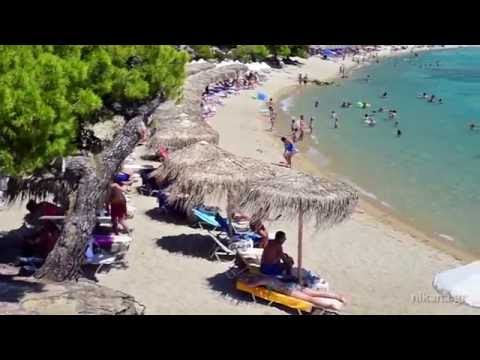 Kalogria plaža - Isla beach bar