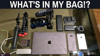 "What's In My Bag!? Minimal Travel Camera Gear - HTC U 11 Launch Event. BUY THE GEAR HEREhttp://geni.us/MinimalTravelGearSlickwraps Hemp Videohttps://www.youtube.com/watch?v=llWGpjjzsHcFor More Reviews, Tips, Guides and GiveawaysSLICKWRAPS ARE DOPE! Get yours here:http://sw.life/banetech Use Code 'banetech' to save some money :-)1UP BOX - First month is only $9.92 plus shipping when you use the coupon ""BaneTech"" click ----- http://1upbox.co/1UnMEGZMY EQUIPMENT - https://kit.com/BaneTechTip Jar! https://www.paypal.me/BaneTechCLICK HERE TO SUBSCRIBE:http://www.youtube.com/user/yhwhsozo?sub_confirmation=1The Blog - http://Bane-Tech.comTwitter - http://Twitter.com/BaneTechFacebook - http://Facebook.com/BaneTechUSAGoogle+ = http://plus.google.com/+BaneTechPlusPinterest - http://Pinterest.com/BaneTechInstagram - http://Instagram.com/BaneTechFeedBurner RSS - http://goo.gl/q13fxPSupport Bane Tech. by buying from the Amazon Store. http://goo.gl/TWmkMNIf you would like me to review your product please send me a message and I would be glad to work something out with you. MARVEL THEME INTRO MADE BY:http://ivipid.com/ref/1lkk9/MUSIC:https://soundcloud.com/lakeyinspiredCLICK TO SUBSCRIBE:http://www.youtube.com/user/yhwhsozo?sub_confirmation=1"