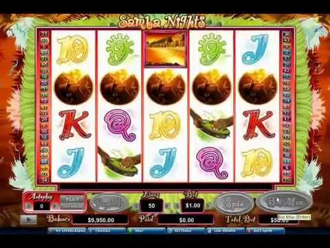 Slot Samba Nights by Cryptologic - Slotmachinefree.net
