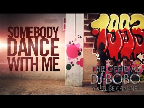 Dj bobo - somebody dance with me (italian mix) 1993 смотреть онлайн