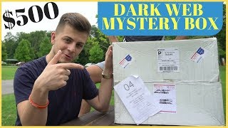 Video Opened a Mystery Box From The Dark Web (Stalked?) MP3, 3GP, MP4, WEBM, AVI, FLV Oktober 2018