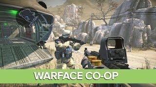 Video Let's Play Warface Beta on Xbox 360 - Warface Co-Op Gameplay MP3, 3GP, MP4, WEBM, AVI, FLV Juli 2018